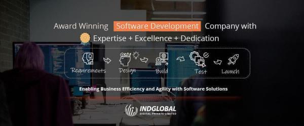 Software Development Company in Dubai   Indglobal