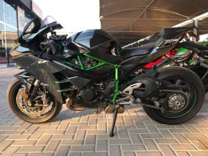 2016 Kawasaki H2r excellent condition