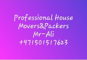 PROFESSIONAL HOUSE MOVERS PACKERS AND SHIFTERS 050 1517623
