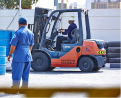 Learn To Drive Forklift With Galadari Motor Driving Centre