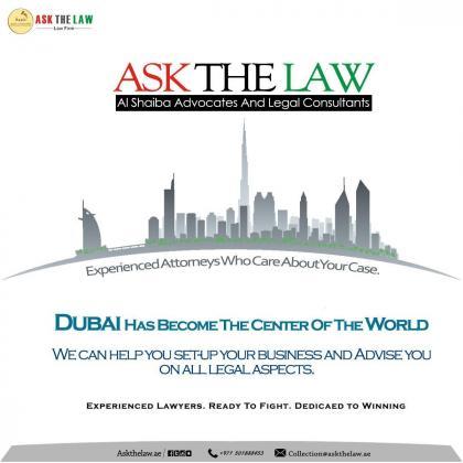 Emirati Lawyers in Dubai - ASK THE LAW