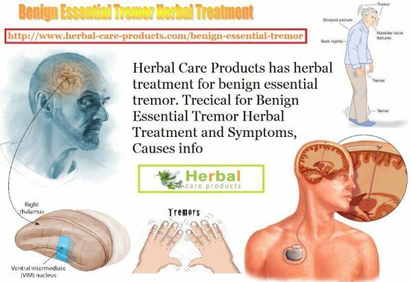Herbal Treatment For Benign Essential Tremor