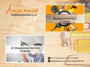 cleaning services dubai | maintenance company in dubai