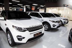 Best Range Rover Cars in Dubai