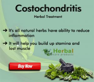 Herbal Treatment for Costochondritis