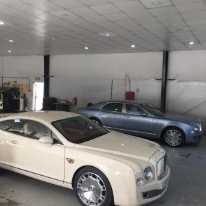 Luxury auto car Service center and Repair