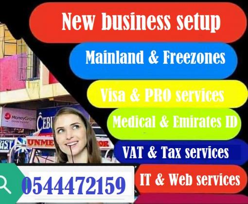 PRO services in Dubai at very affordable prices #0544472159