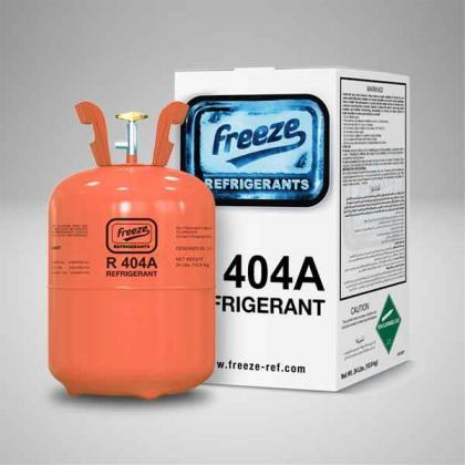 R404 gas