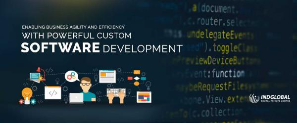 Top Software Development Company in Dubai | Indglobal