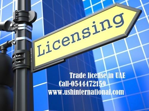 Trade license/ business license in one day time #0544472159