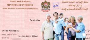 Family Visa at discounted price for Ramadhan