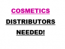 Looking for Cosmetic Distributors in Dubai
