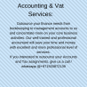 Accounting & Vat Services