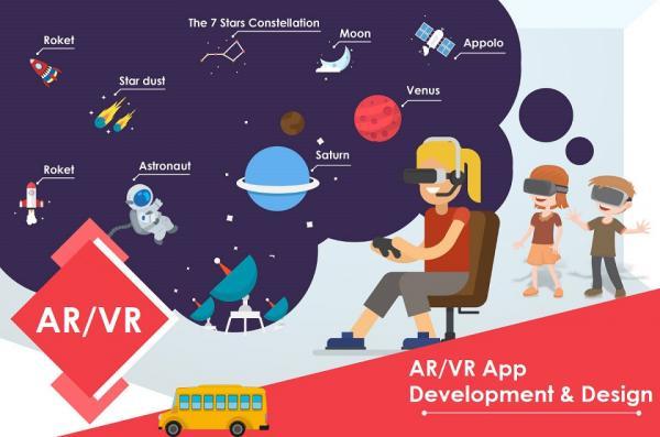 AR/VR App Development & Design Service in Dubai
