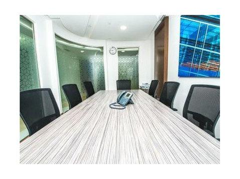 Best Business Centers in Dubai | OBKBC