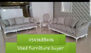 0543688406 buyer all used furniture in UAE