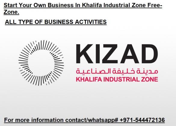 Free Zone License Available at KIZAD – Abu Dhabi