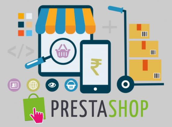 Presta Shop Development & Design Service in Dubai