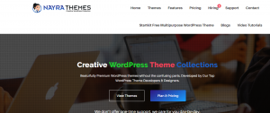 Better Premium & Free WordPress Themes and Plugins-Nayra Theme