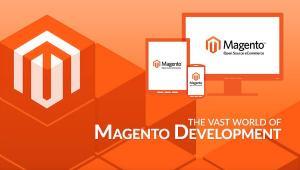 Magento Development & Design Service in Dubai