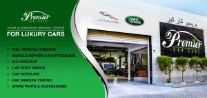 Trusted Car Service Center in Dubai