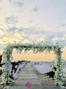 International wedding in dubai