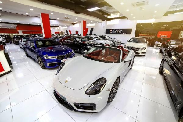 Trusted Luxury Car Dealers – The Elite Cars
