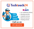 Get handyman services in Dubai at Techtouch24