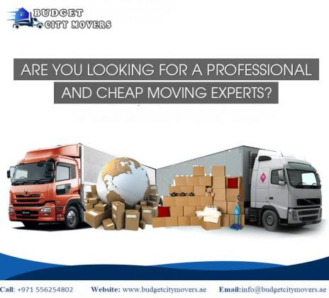 Budget City Movers And Packers in Dubai | Best House Movers Business Bay | Relocation Company