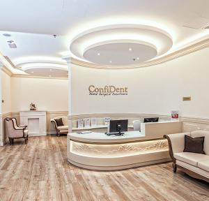 Confident Palm Dubai Dental Clinic | Dubai Dental Clinic