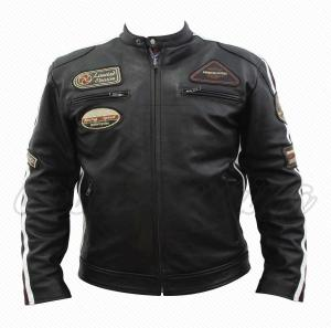 Leather jackets. Fashion Wears, Textile Jackets, Leather Coats,