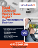 Hire an Electrician in Dubai from Techtouch24