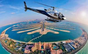 Helicopter Tour Dubai | Helicopter Ride in Dubai | Uber Helicopter Dubai | tripzy.ae