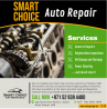 Smart Choice Auto Maintenance - Auto Garage Sharjah