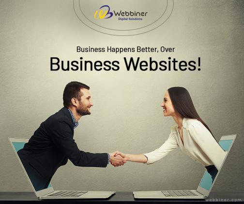 Webbiner – The Prime Website Development Company in Dubai