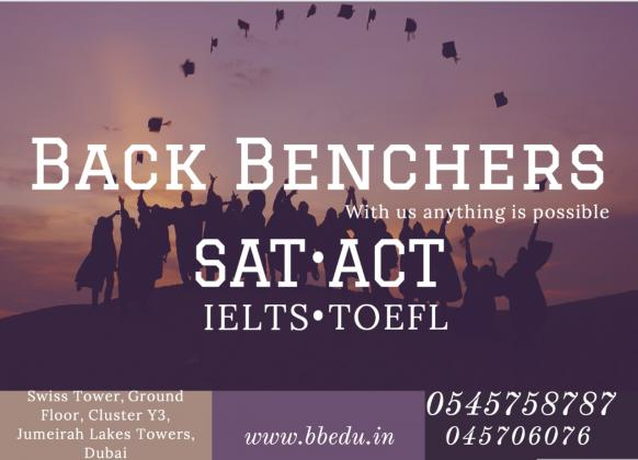 Back Benchers-- With us anything is possible