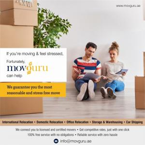 International Movers Dubai
