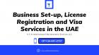 Company Registration, Licensing & Visa Services - Call #0544472157