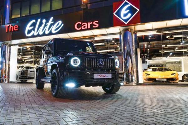 Best Luxury Car Showroom in Dubai – The Elite Cars