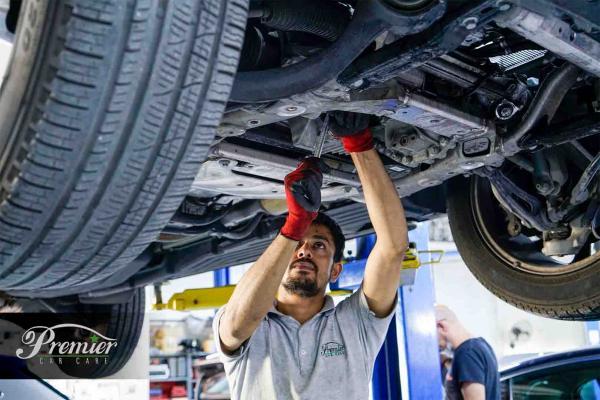 Luxury Auto Workshop in Dubai – Premier Car Care