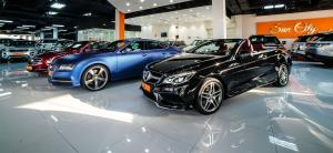 Top Luxury Vehicle Dealership in Dubai – Sun City Motors