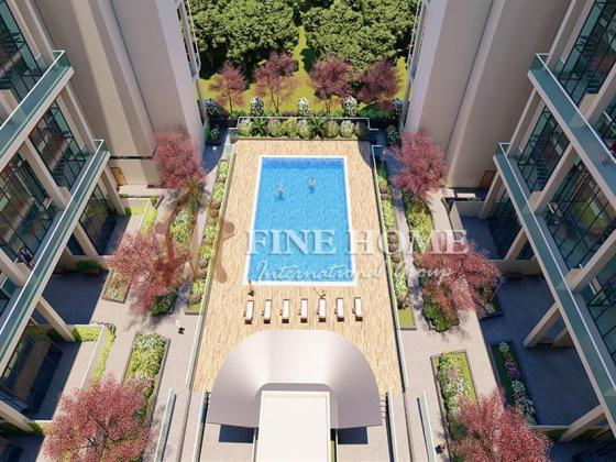 3Bedroom with Green View in Oasis Residence.