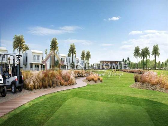 Modern Design 4BR.villa in Yas Island.