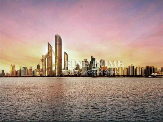 Residential Land for Sale in Yas Island.