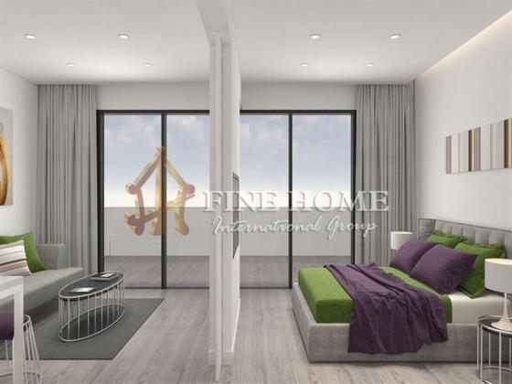 Spacious Furnished 1Bedroom in Masdar City.
