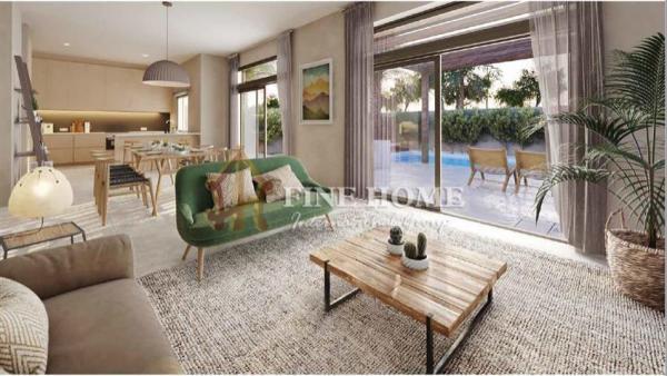 Stunning Villa With World-Class Facilities in Al Jurf.