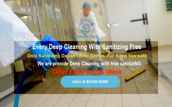 white touch home cleaning services