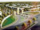Premium plot in Yas Island with Chanal View.