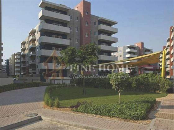 2BR. Apartment with Spacious Balcony in Al Reef Downtown.
