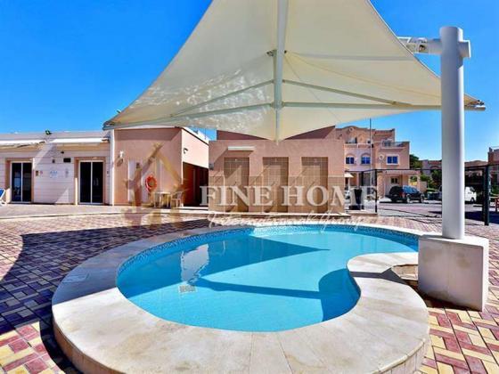 4 Bedroom Villas in the Mediterranean Community.